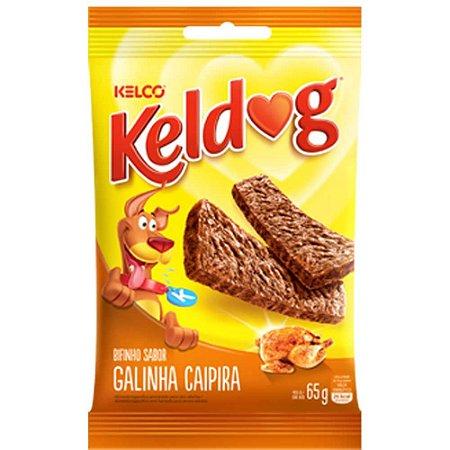 KELDOG BIFINHO GALINHA CAIPIRA 65GR