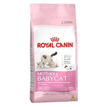 ROYAL MOTHER E BABY CAT 400GR