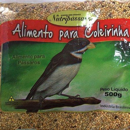 NUTRIPASSAROS COLEIRINHA 500G