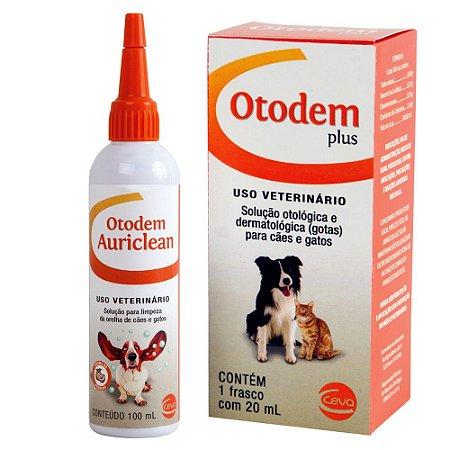 OTODEM AURECLEAN 100ML
