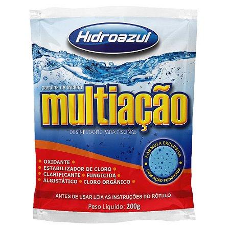PASTILHA CLORO MULTIACAO