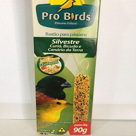 PROBIRDS BASTAO SILVESTRE 90G