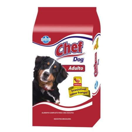 CHEF DOG ADULTO FRANGO 15KG