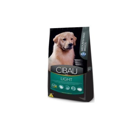 CIBAU LIGHT MEDIUM MAX 12KG