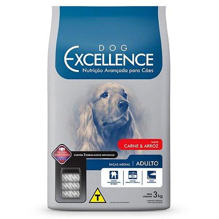 DOG EXCELLENCE ADULTO CARNE RM 15 KG