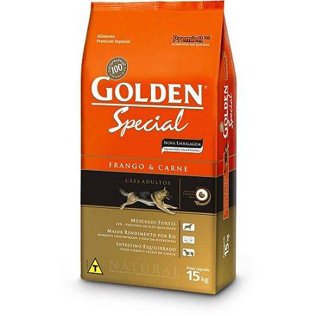 GOLDEN CÃO ESPECIAL 15KG
