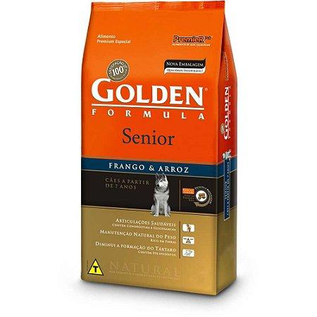 GOLDEN CÃO SENIOR 15KG