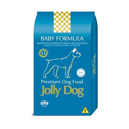 RAÇÃO JOLLY DOG BABY 15KG