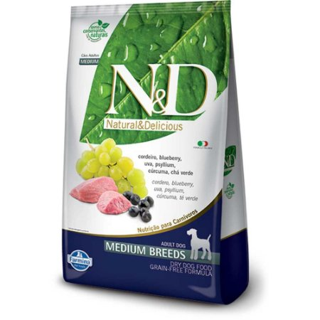 ND ANCESTRAL CAN CORDEIRO MEDIUM 10,1KG