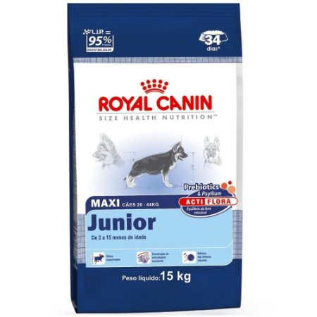 ROYAL CANIN MAXI JR 15KG