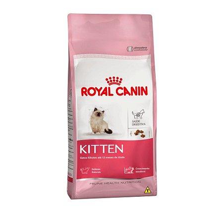 RAÇÃO ROYAL CAT KITTEN 1KG