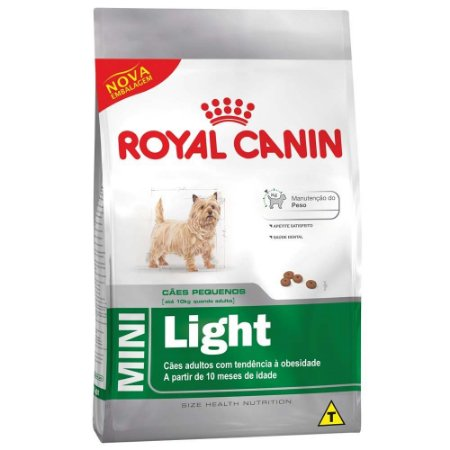 ROYAL CANINE  MINI LIGHT 1KG