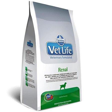 VET LIFE CANINE RENAL 2 KG
