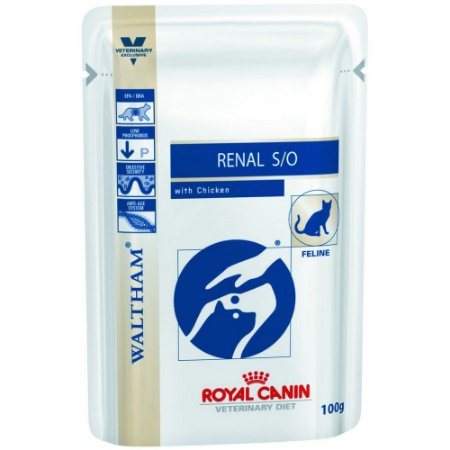 ROYAL SACHE  RENAL FELINE WET 85GR