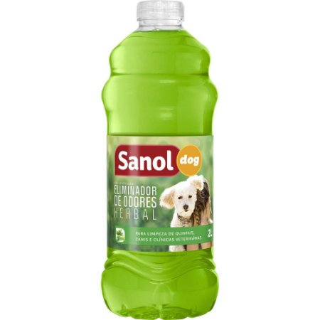 SANOL Eliminador de Odores Herbal 2LT