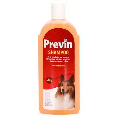 SHAMPOO PREVIN 500ML