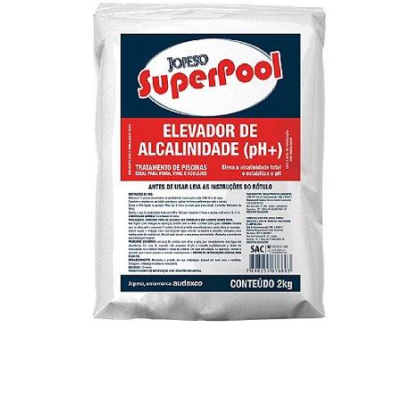 SUPO ELEVADOR DE ALCALINIDADE (PH+) 2KG