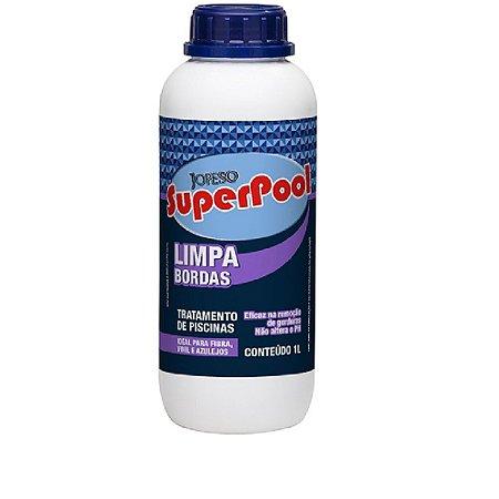 LIMPA BORDA SUPERPOOL 1LT