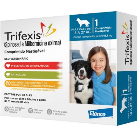 TRIFEXIS 4 (18,0-27,0KG)