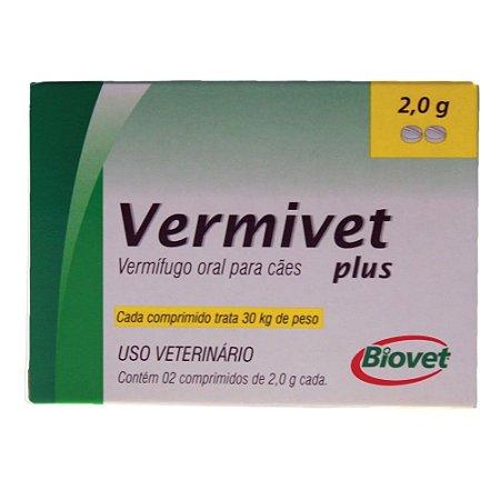 VERMIVET 2.0 PLUS 30KG
