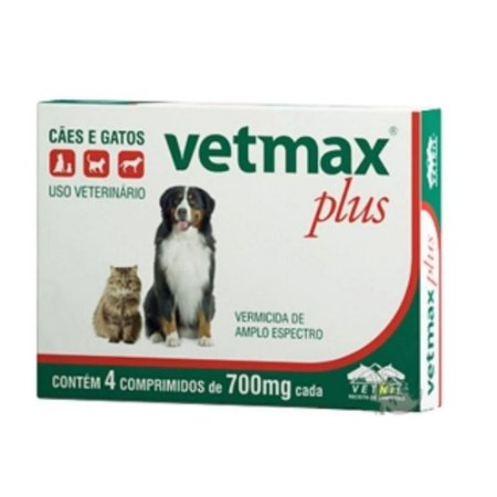 VETMAX PLUS CART C/ 4