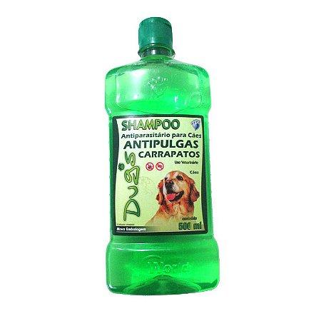 SHAMPOO DUGS ANTIPARASITARIO 500ML