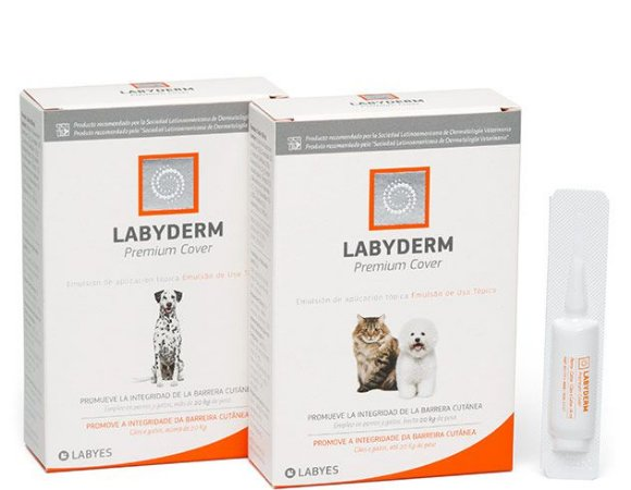LABYDERM PREMIUM COVER 4,00ML