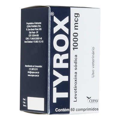 TYROX 1000MCG