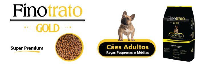 FINOTRATO GOLD RACAS PEQUENAS 25 KG
