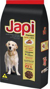 JAPI PREMIUM + CALCIO 25 KG