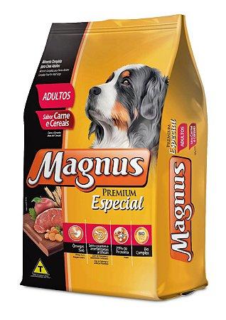 MAGNUS ESPECIAL CAES ADULTO CARNE 15KG