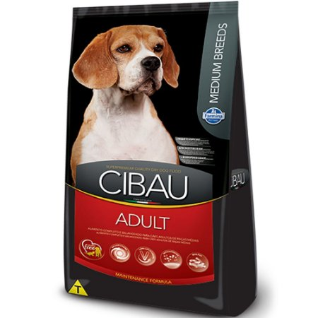 CIBAU ADULTO MEDIUM 15KG