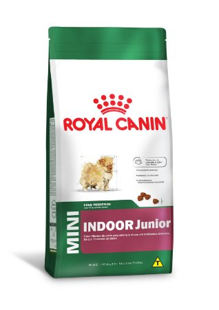 ROYAL CANIN MINI INDDOR JR 2,5KG