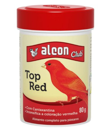 ALCON TOP RED 80GR