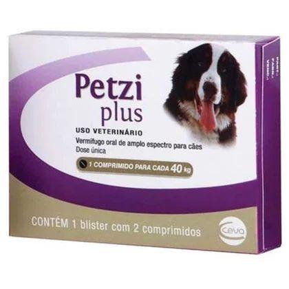 PETZI PLUS 3.2GR 40KG
