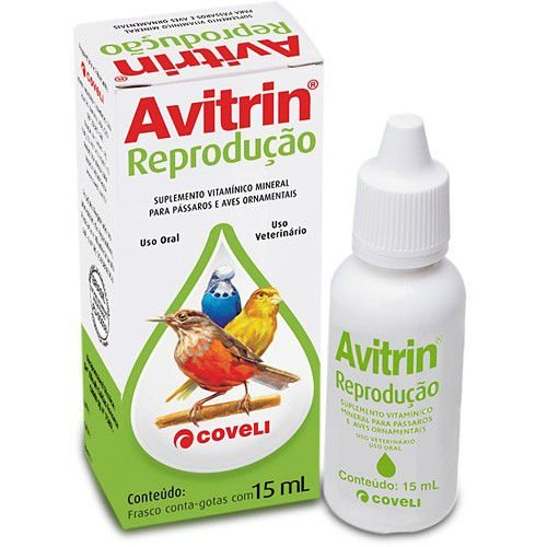 AVITRIN REPRODUCAO - 15 ML