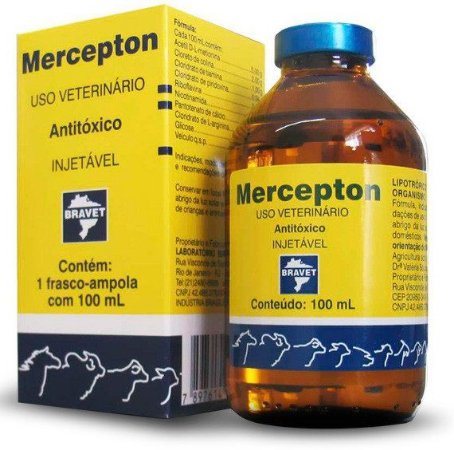 MERCEPTON INJETAVEL - 20ML
