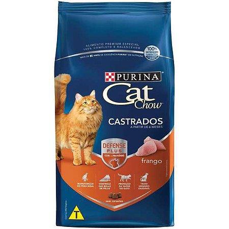 CAT CHOW Castrados 1kg