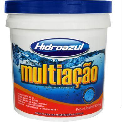 CLORO MULTI-ACAO 2,5KG
