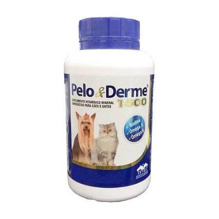 PELO E DERME 1500MG DHA+EPA 60 CAP