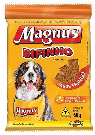 BIFINHO MAGNUS  FRANGO 60G