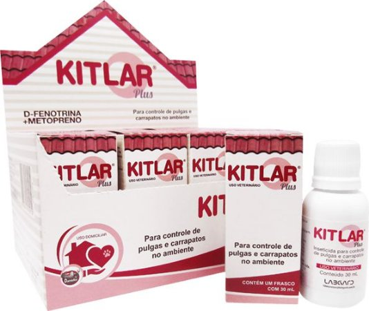 KIT LAR PLUS 30ML