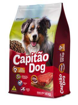 CAPITAO DOG SABOR CARNE 14KG