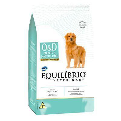 EQUILIBRIO VETERINARY DOG O&D 2KG