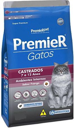 PREMIER GATO ADULTO CASTRA 7 A 12 -  7,5 KG