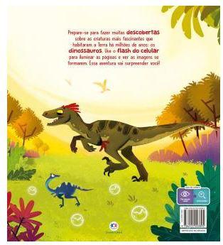 Livro Lanterna Mágica - Dinossauros