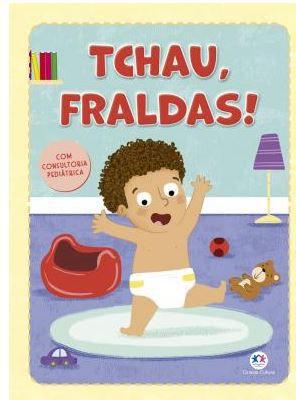 Livro Tchau, Fraldas!