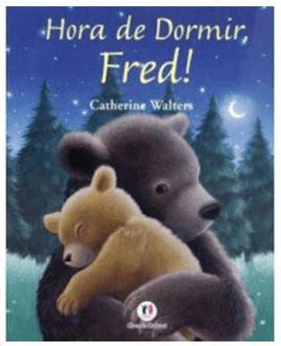 Livro Hora de Dormir, Fred!