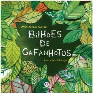 Livro Bilhões de Gafanhotos