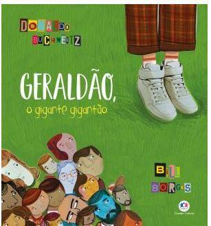 Livro Geraldão, o gigante gigantão